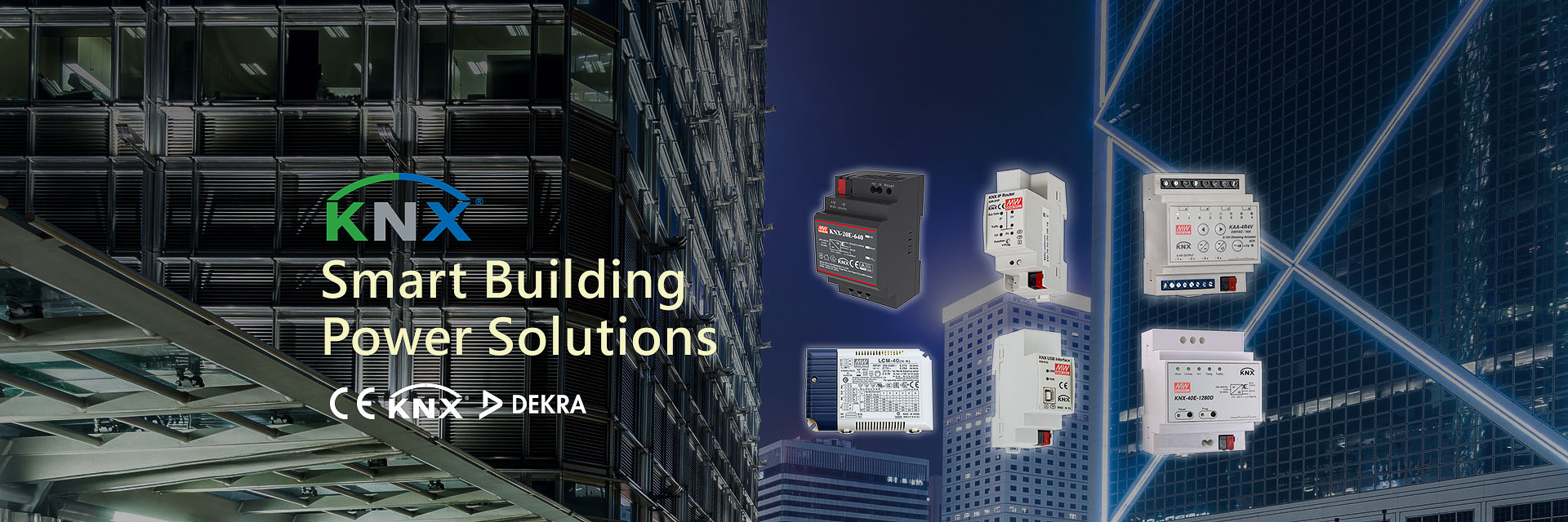 KNX Smart Building